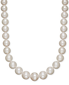 Honora Cultured Freshwater Pearl (11-14mm) Graduated Necklace
