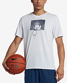Nike Men's Dri-FIT Graphic Basketball T-Shirt