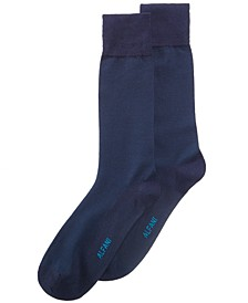 Men's Piqué Solid Dress Socks, Created for Macy's