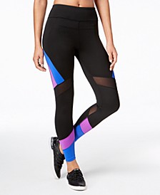 High-Waist Colorblocked Leggings