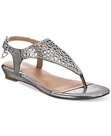 Thalia Sodi Ilyssa Wedge Sandals, Created for Macy's