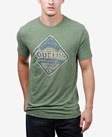 Lucky Brand Men's Guinness Dublin Graphic-Print T-Shirt