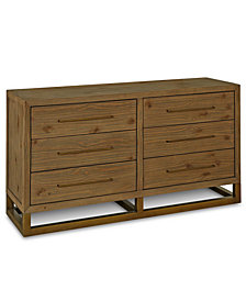 CLOSEOUT! Prato 6-Drawer Dresser, Created for Macy's