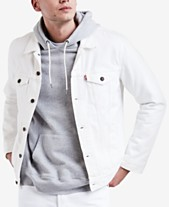 9964fa3b219 White Denim Jacket  Shop White Denim Jacket - Macy s
