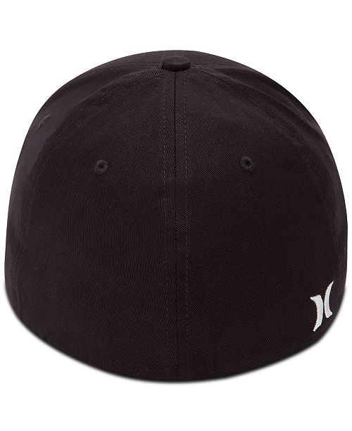 Hurley Men s Corp Fitted Hat - Hats f327e1080e22