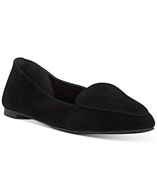 I.N.C. Women's Aleynia Pointed-Toe Flats, Created for Macy's