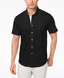 I.N.C. Men's Stretch Pocket Shirt, Created for Macy's