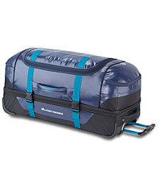 "High Sierra Kennesaw 30"" Drop-Bottom Wheeled Duffel Bag"