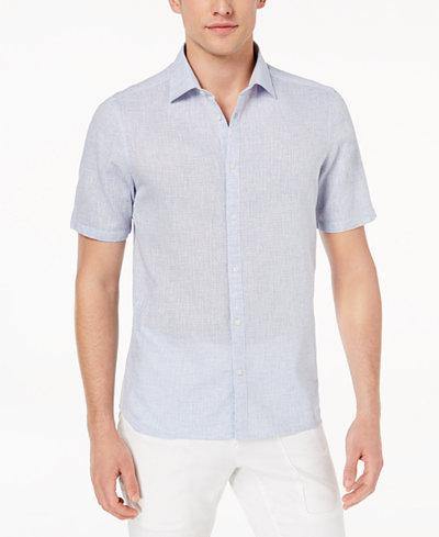 Daniel Hechter Paris Men's Avery Geometric Shirt