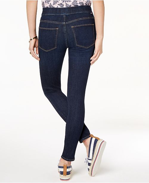 64c251d5 Tommy Hilfiger Gramercy Pull-On Skinny Jeans & Reviews - Jeans ...
