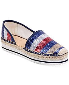 Tommy Hilfiger Women's Carliss Espadrille Flats