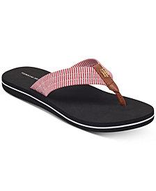 Tommy Hilfiger Women's Carsun Flip Flops