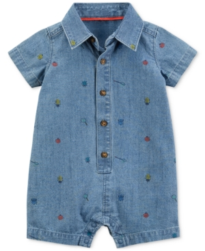 Carter's Cotton Chambray...