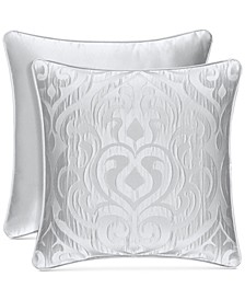 "Astoria 18"" Square Decorative Pillow"