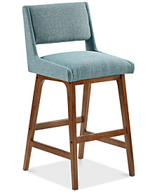 Boomerang Bar Stool, Quick Ship
