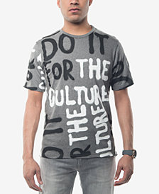 Sean John Men's Do It For The Culture Graphic-Print T-Shirt, Created for Macy's