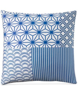 Patchwork European Sham, Created for Macy's