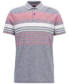 BOSS Men's Regular/Classic-Fit Striped Polo
