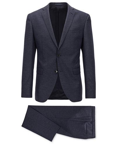 BOSS Men's Extra-Slim Fit Suit