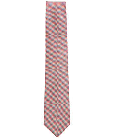 BOSS Men's Micro-Patterned Silk Tie