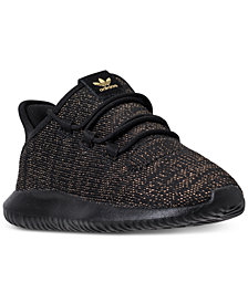adidas Little Girls' Tubular Casual Sneakers from Finish Line