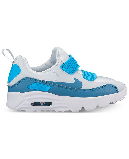 410bff484a8 Nike Little Boys  Air Max Tiny 90 Running Sneakers from Finish Line ...