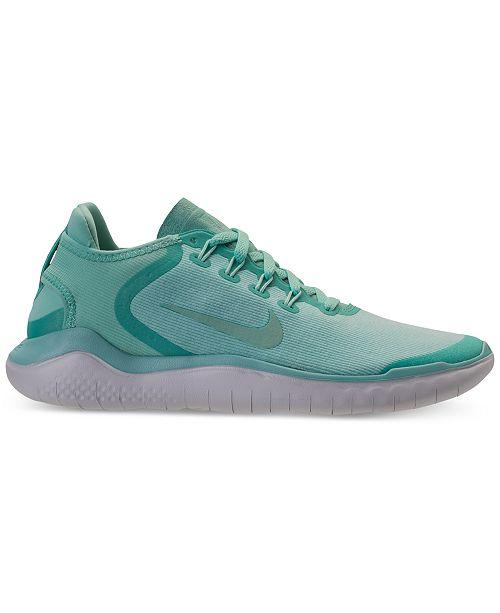 Nike Women s Free Run 2018 Running Sneakers from Finish Line ... 8ffea1fdc