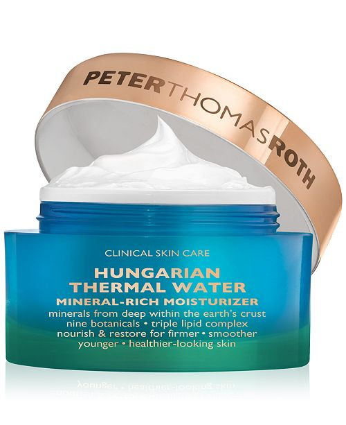 Peter Thomas Roth Hungarian Thermal Water Mineral-Rich Moisturizer, 1.6 oz.