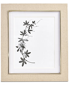 "Martha Stewart Collection Linen 8"" x 10"" Frame, Created for Macy's"
