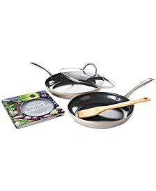 GreenPan 5-Pc. Limited Edition 10th Anniversary  Ceramic Non-Stick Cookware Set