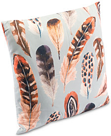 Zuo Plumas One Pillow