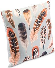 Zuo Plumas One Pillow