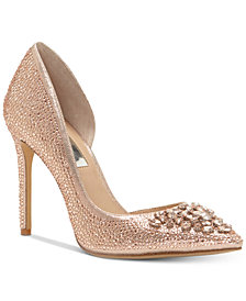 I.N.C. Women's Karalynn d'Orsay Pumps, Created for Macy's