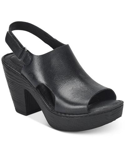 Born Ferlin Wedge Sandals