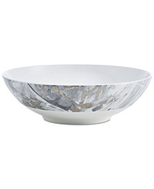 Mikasa Aiden Platinum Vegetable Bowl