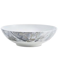 Mikasa Aiden Platinum Vegetable Bowl