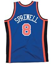 Mitchell   Ness Men s Latrell Sprewell New York Knicks Hardwood Classic  Swingman Jersey f18630949