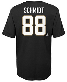 Nate Schmidt Vegas Golden Knights Player T-Shirt, Big Boys (8-20)