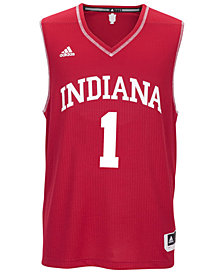 Nike Men's Indiana Hoosiers Replica Basketball Jersey