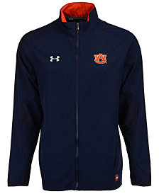 Under Armour Men's Auburn Tigers Sideline Charger Warm-Up Jacket