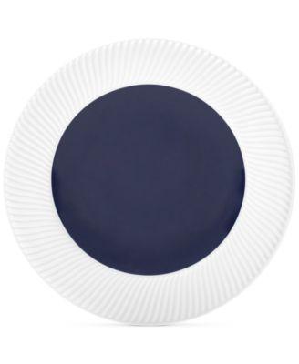 Twist  Midnight Salad Plate