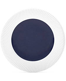 Michael Aram Twist  Midnight Salad Plate