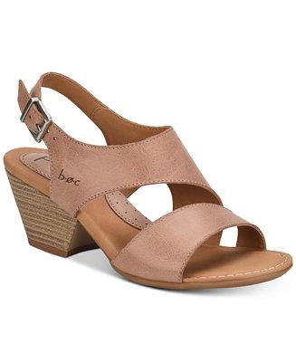 3f68aaa4bd8e b.o.c. Angulo Dress Sandals   Reviews - Sandals   Flip Flops - Shoes -  Macy s
