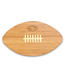 Picnic Time San Francisco 49ers Ball Shaped Cutting Board