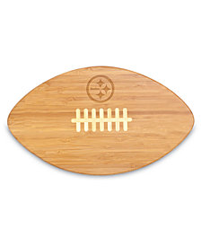Picnic Time Pittsburgh Steelers Ball Shaped Cutting Board