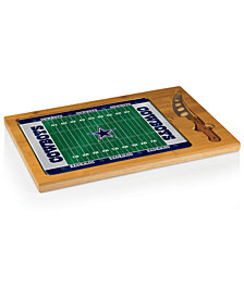 Picnic Time Dallas Cowboys Icon Cutting Board
