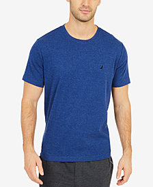 Nautica Men's Crew-Neck Sleep T-Shirt