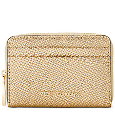MICHAEL Michael Kors Metallic Zip-Around Case
