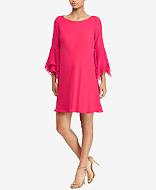 Lauren Ralph Lauren A-Line Dress, Regular & Petite Sizes