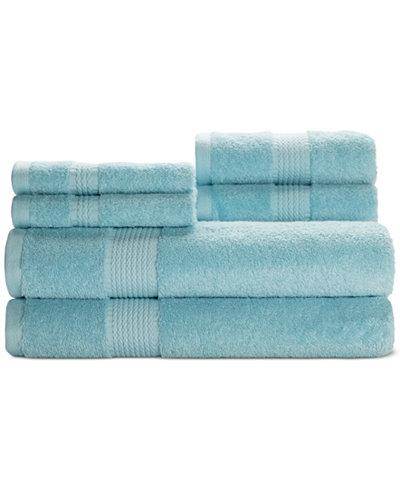 Caro Home Cromwell Cotton 6-Pc. Towel Set